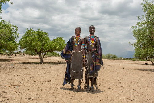 Two Arbore girls | by Tanya R.