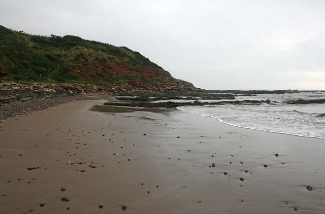 Miltonhaven beach