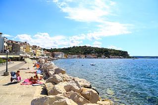 Piran, Adriatic Sea Slovenia | by elrentaplats