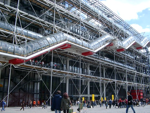 Centre Georges Pompidou | by Photo Everywhere