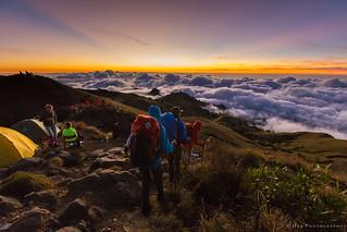 Mount Rinjani Trek | by hak87