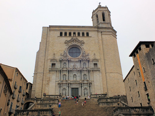 Girona Cathedral | by Keith Roper