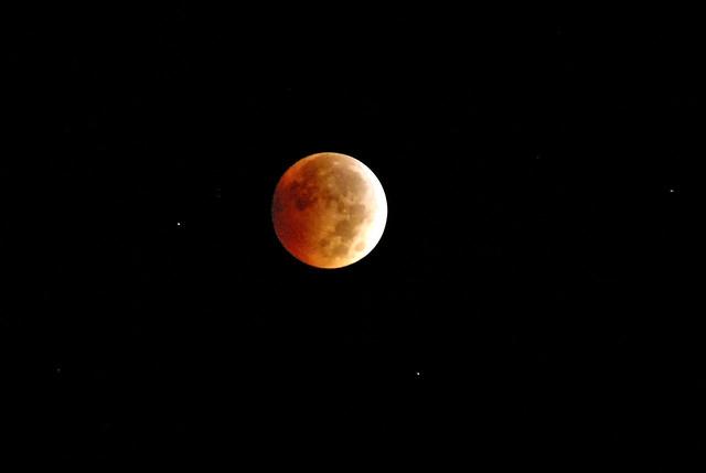 Lunar Eclipse of October 8, 2014