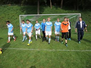 TSV Vellberg B-Jugend 20141012