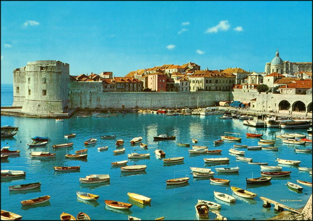 3093 R Dubrovnik ~ 1975