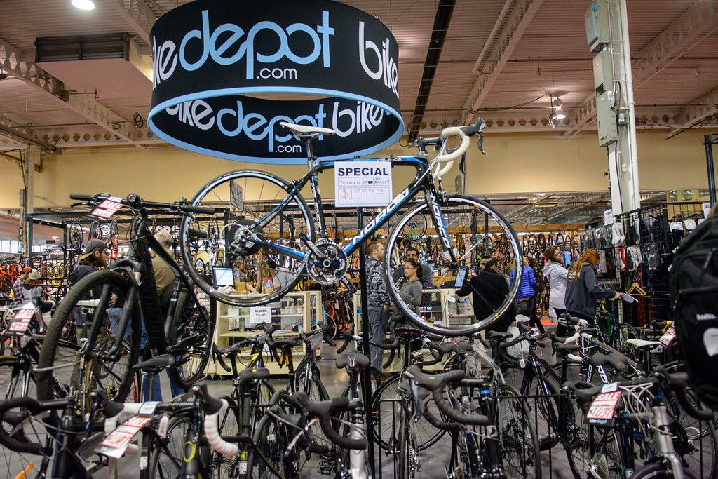 Toronto Bike Show | So many bikes, and all for sale  I will