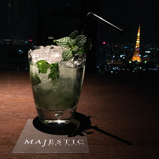 Mojito in der Majestic Bar & Lounge Tokio | by wuestenigel
