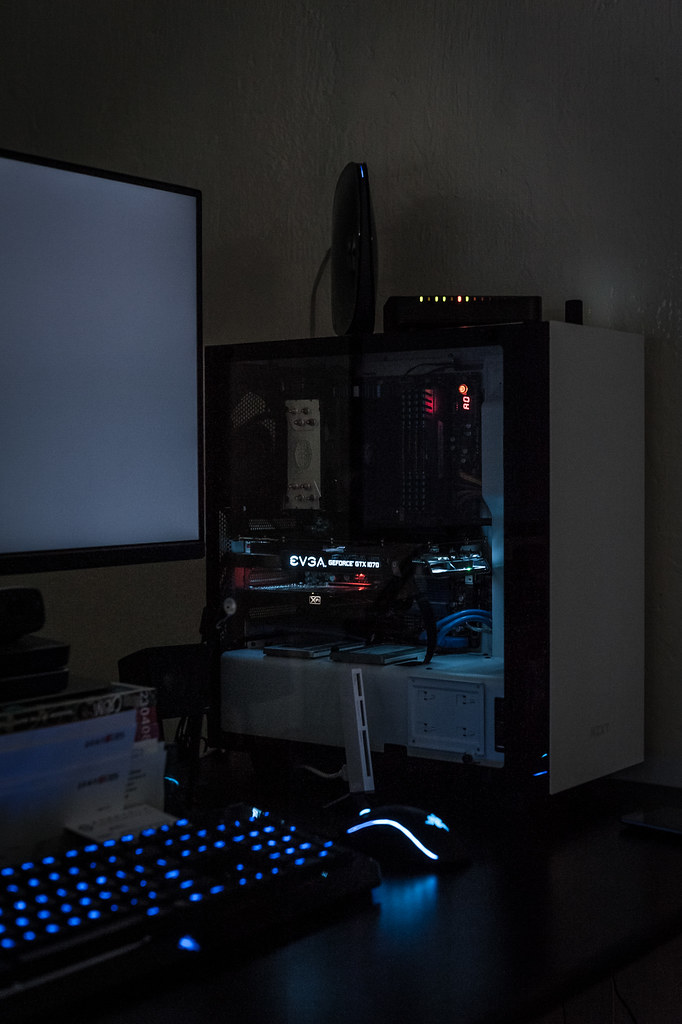 NZXT S340 Elite  | Time for a case update ^^  | Bronney Hui