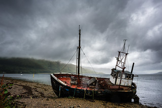 Ardgour Shipwreck | by Photography by Sue