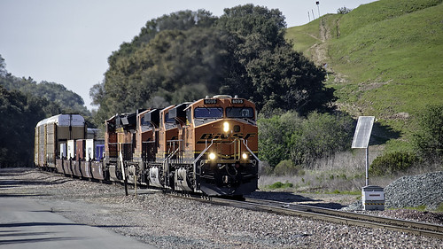 BNSF 6095 East | by lennycarl08