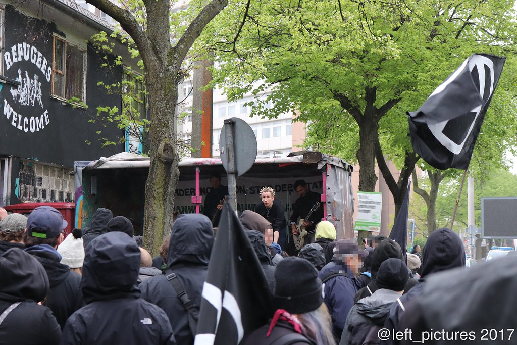 Nazi Demo Köln
