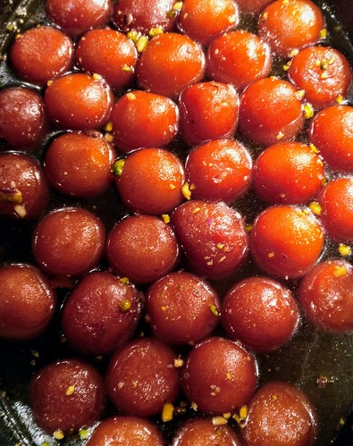 Gulab Jamuns   by fooddrifter