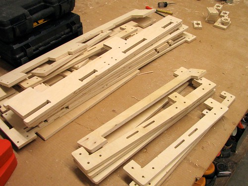 CF5k-parts | by oskay