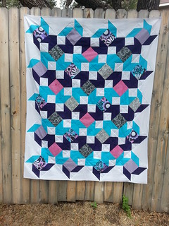 Forest Paths Quilt