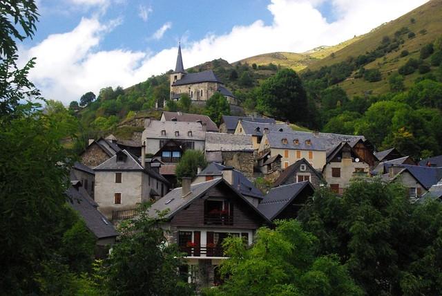 La vallée aux biches (Haute-Garonne)