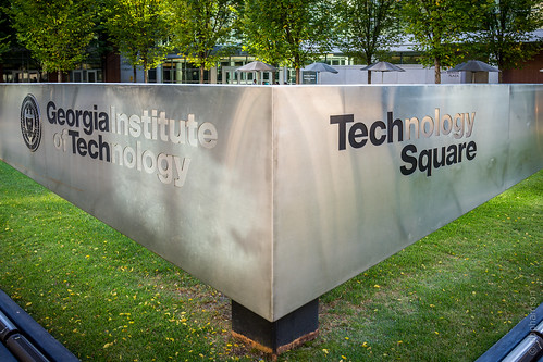 Georgia Institute of Technology - Technology Square | by DBP Harrison