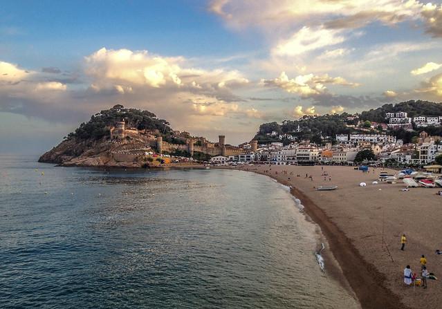 Tossa de Mar, Catalunya