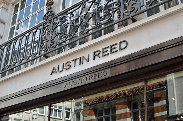 Austin Reed Men S Fashion Store In Regent Street London Flickr