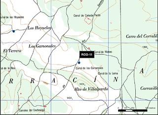 ROD_11_M.V.LOZANO_ POZO VILLARPARDO_MAP.TOPO 2
