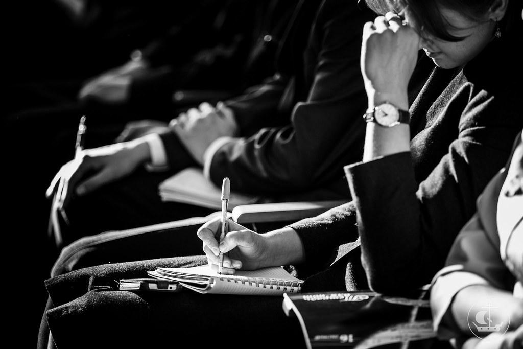 """1 октября 2014, Научная конференция """"Прп. Сергий Радонежский: личность в контексте эпохи и история его почитания"""" / 1 October 2014, Scientific conference """"St. Sergius of Radonezh: personality in the context of the era and the history of his worship"""""""