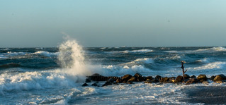 Heavy Seas - The North Sea: Gammel Skagen, Denmark | by Eric Gross Photography