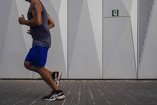 Run | by raul gonza|ez