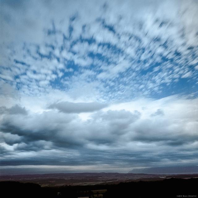Cloudy High Sky IV