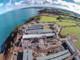 Progress at Plemont | by Jersey War Tours