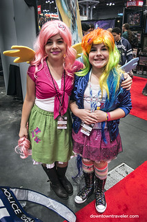 NY Comic Con 2014 My Little Pony Kids | by Downtown Traveler
