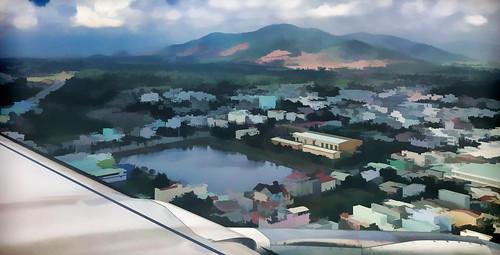 aerial aeroplanes danang holidays mangojouneys topazlabs vietnam