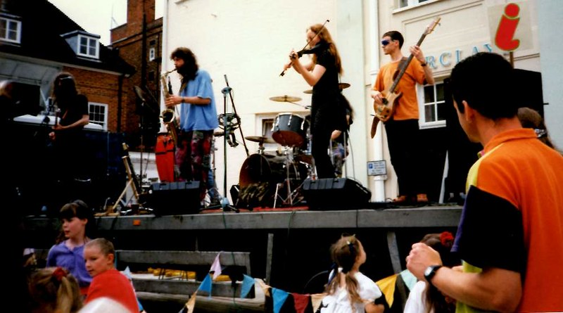 BF 1996 Cornmarket - Souls of Fire
