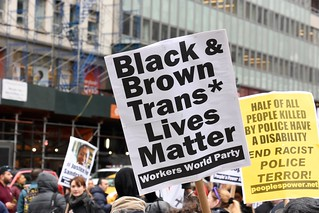 Black & Brown Trans* Lives Matter | by alecperkins