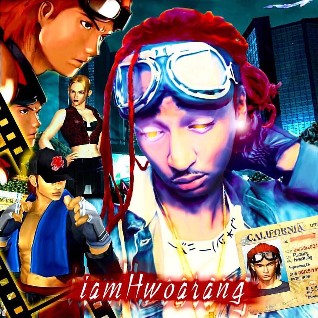 IamHwoarang #Hwoarang #HwoarangMixtape #HwoarangTheRapper… | Flickr