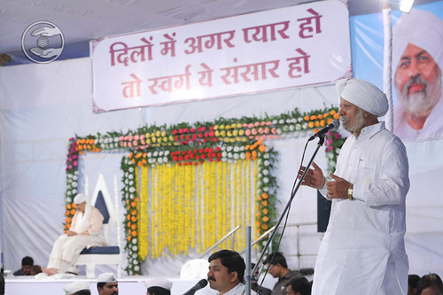 SNM Zonal Incharge, Inderpal Singh Nagpal from Solapur