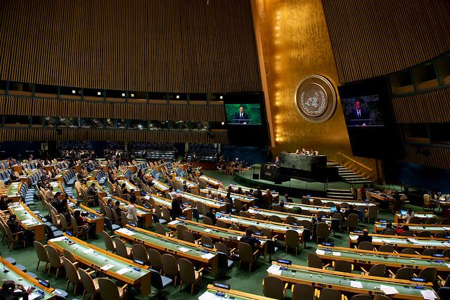Prime Minister's speech at United Nations General Assembly (UNGA)