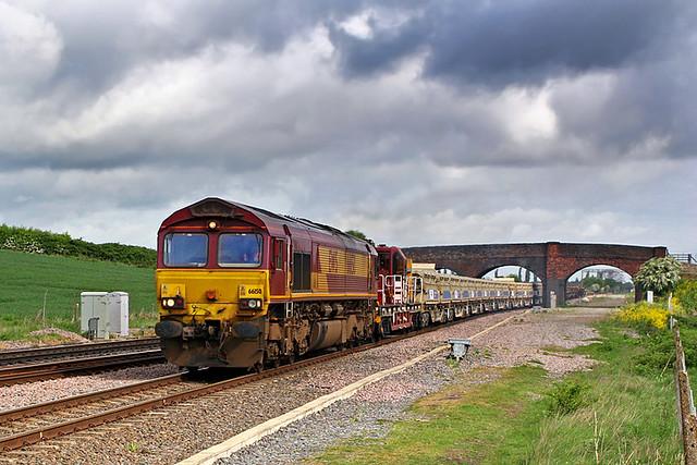 66150, Harrowden Junction