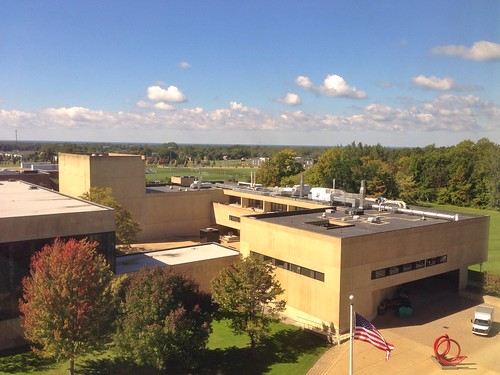 Fredonia Campus High View | by CaptMikey9