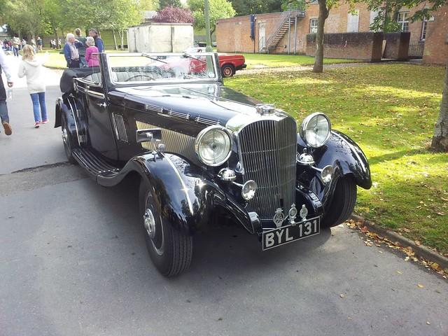 BYL 131 - 1935 Brough Superior 4-litre