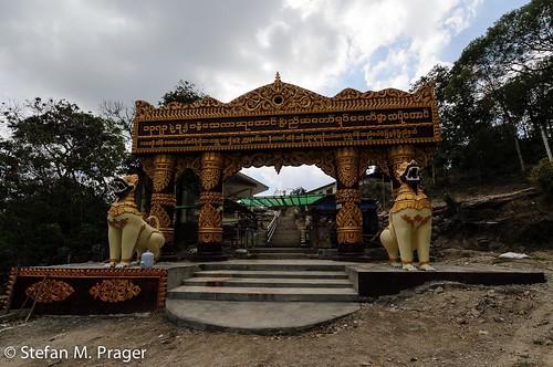 southeastasia burma myanmar birma moulmein mottama mawlamyaing mawlamyine martaban südostasien noalabopaya dreifelsenpagode