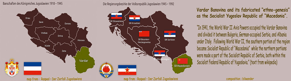 Republic North of Macedonia in Greece