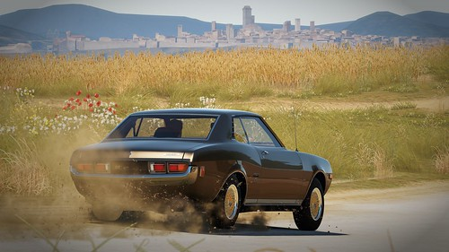 1974 Toyota Celica GT | by Populuxe Cowboy