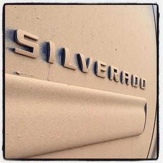 This is a black truck. #chevrolet #silverado #airstream #vintageairstream #airstreamdc2cali