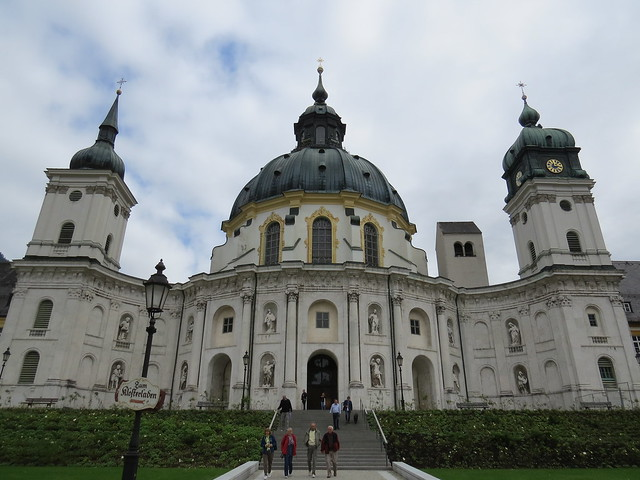 monastery Ettal