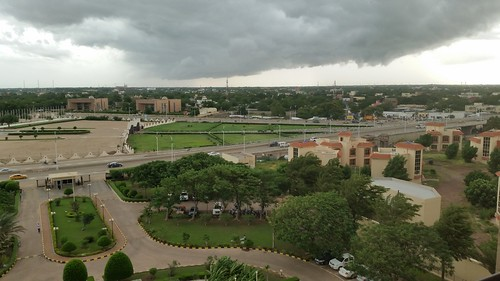 Storm clouds over N'Djamena | by Ken Doerr