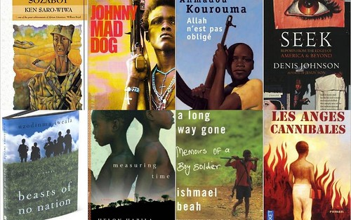 The child solder narrative in African literature | by amaah