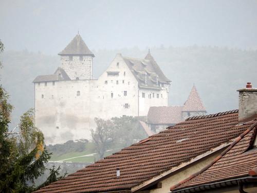 Balzers - kasteel