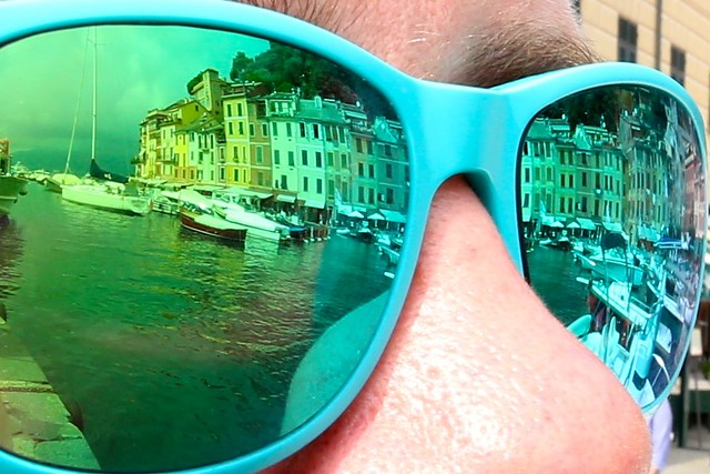 Reflect of Portofino, Italia