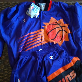 NEW deadstock Phoenix Suns 1992-93 warm