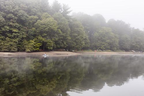 mist nature fog kayak watershed pancake 40mm paddling tranquil howardcounty scottscove northlaurel