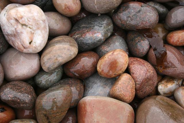 Pebbles at Miltonhaven